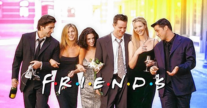 SÉRIE FRIENDS: A melhor sitcom de todas.