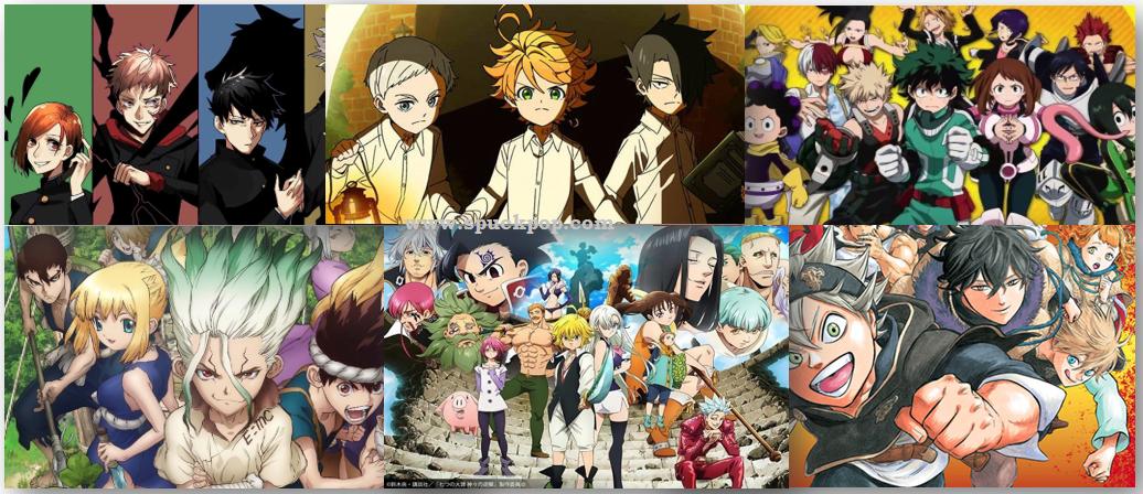 Animes que terão continuidade em 2021