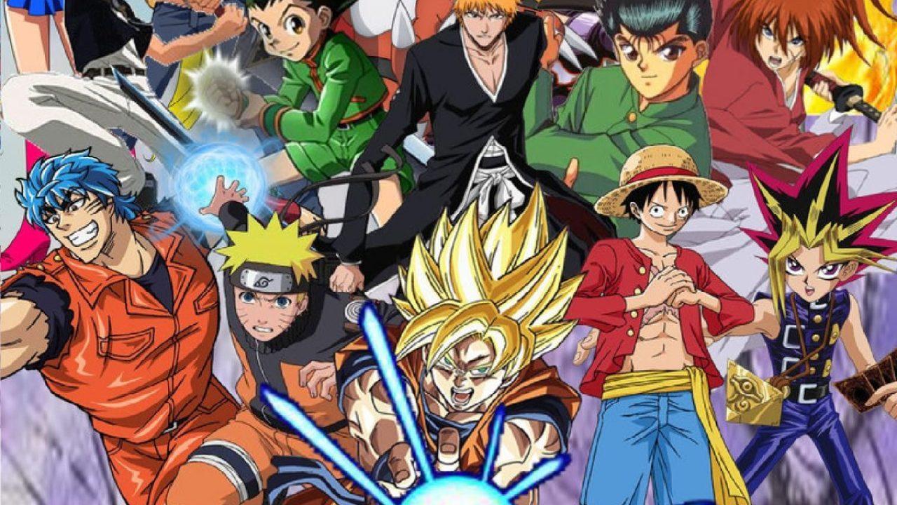 As melhores dublagens de animes
