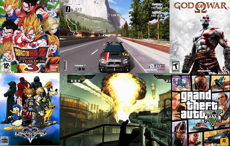 Melhores gráficos do PlayStation 2