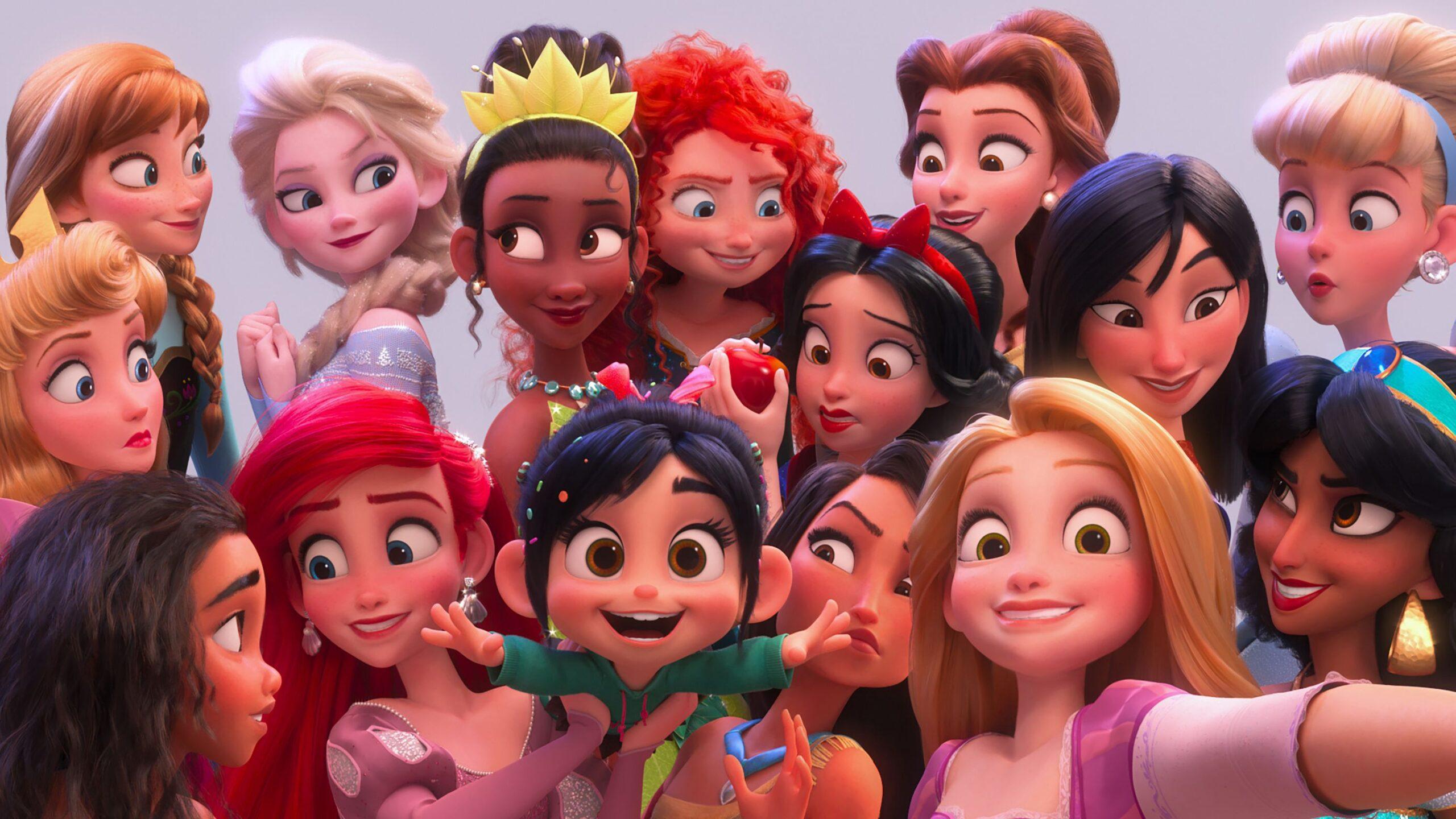 Disney Plus Brasil Pricesas