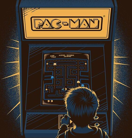 Jogos de Fliperama Nostalgia