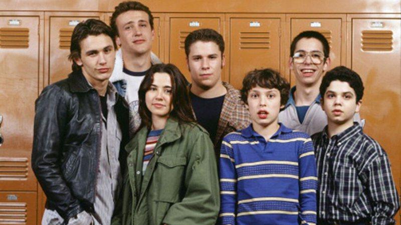 As melhores séries freaks and geek