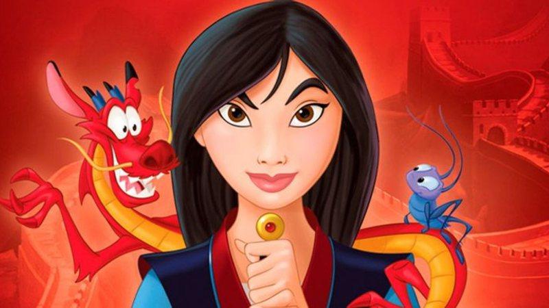 Disney Plus Brasil Disney Plus Brasil Mulan