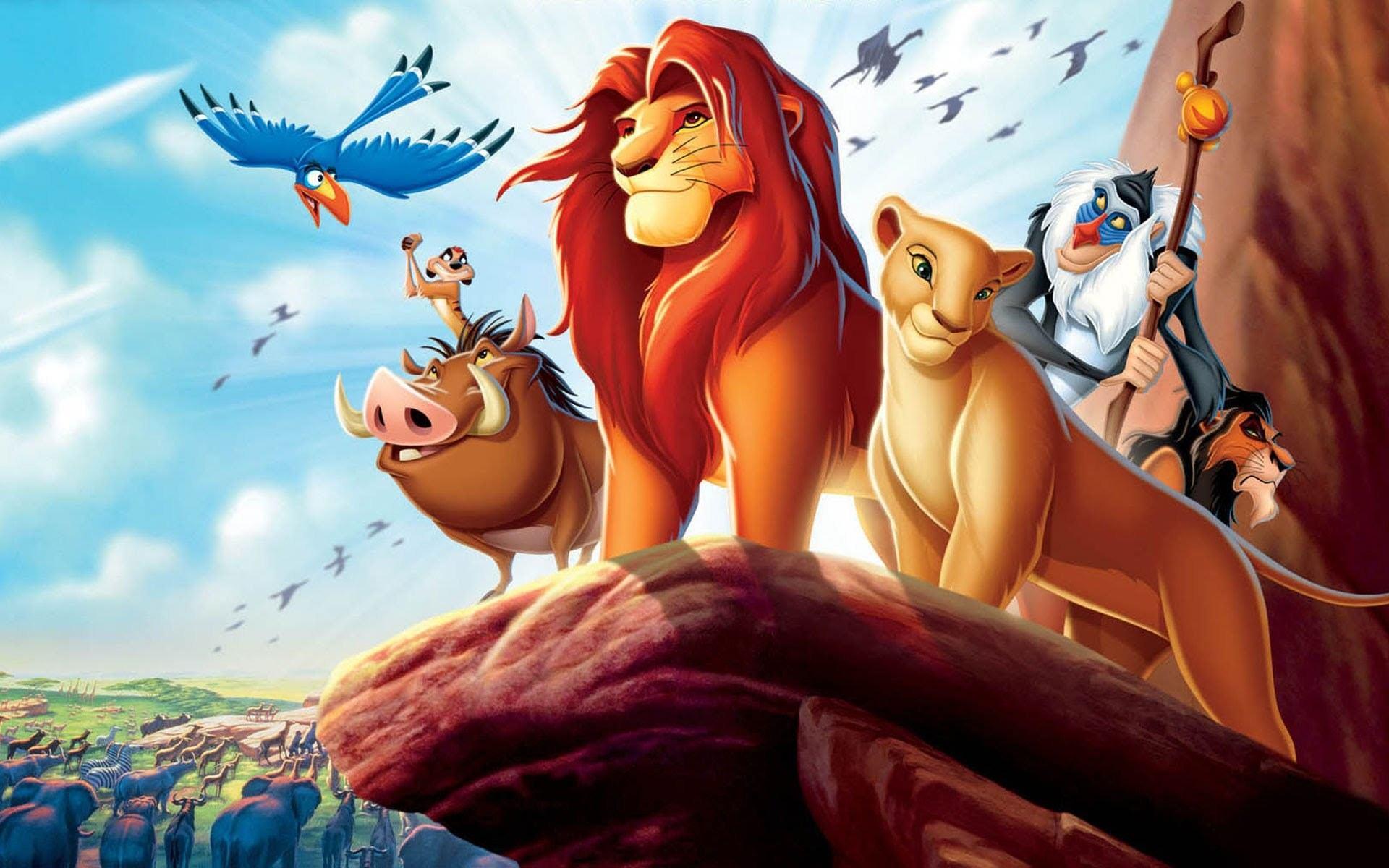 Disney Plus Brasil O Rei Leão