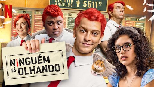 séries brasileiras netflix ninguém ta olhando